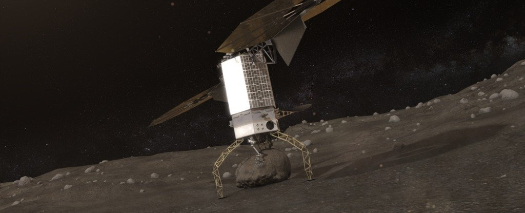 NASA's new budget might cancel their awesome asteroid ...