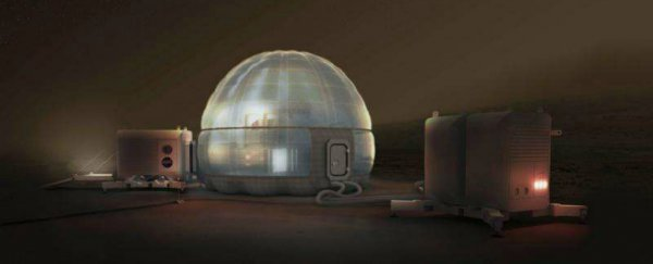 Phenomenal Nasa Just Released Its Incredibly Cool Concept For Houses On Home Interior And Landscaping Sapresignezvosmurscom