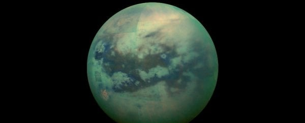 This cool chemical found in Titan's atmosphere could make actual cell membranes