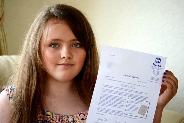 This 12-Year-Old Has a Higher IQ Than Einstein And Stephen Hawking