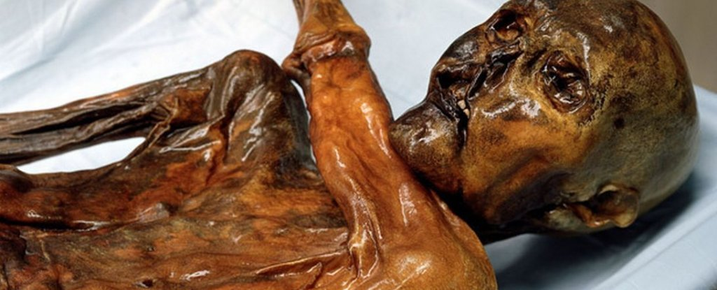 This Is What ÖTzi The Iceman Sounded Like