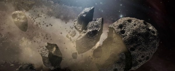 Turns out there are probably fewer deadly asteroids than we originally thought