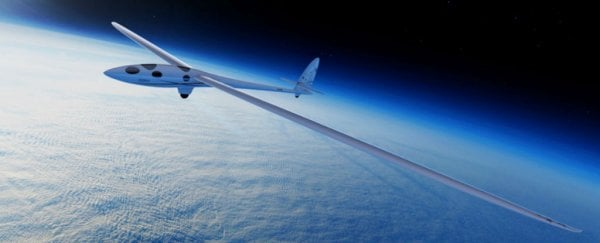 This new Airbus glider is set to become the highest-flying winged vehicle ever