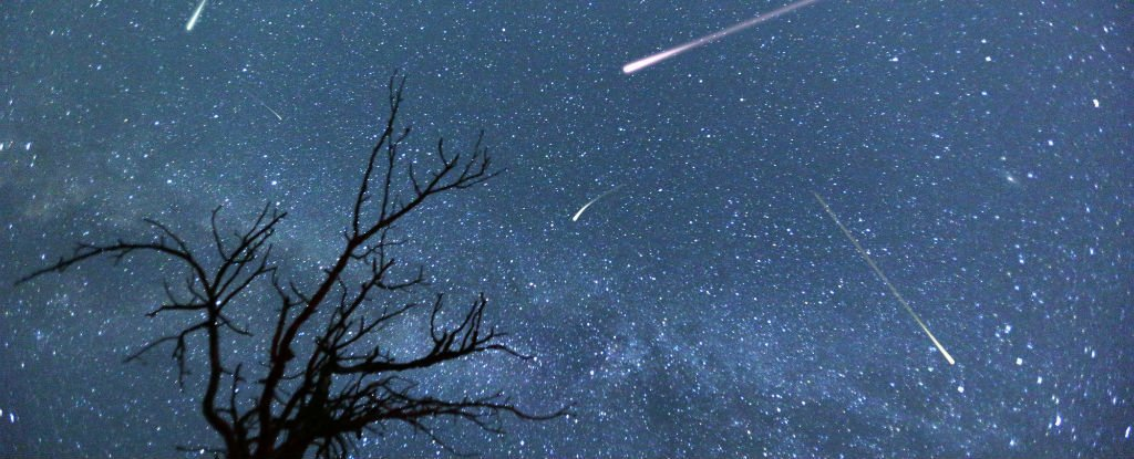 Guys, The Perseid Meteor Shower Is Here, And It's Going to Be Twice as Good This Year