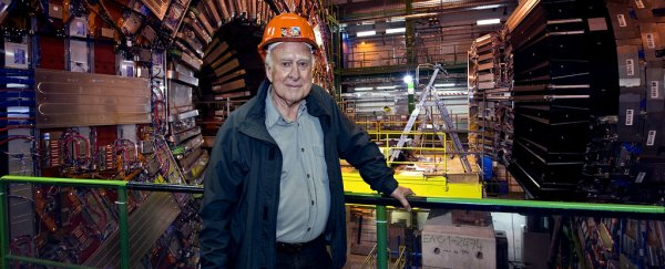 Peter Higgs says he wouldn't have predicted the Higgs boson in today's academic climate