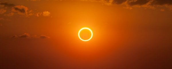 A 'Ring of Fire' Eclipse Is Happening This Sunday - Here's How to Watch