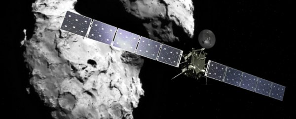 Officials just announced the end for your favourite comet-orbiting probe