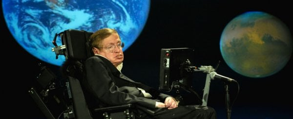 "Stephen Hawking says we're in the middle of a ""global revolt against experts"""