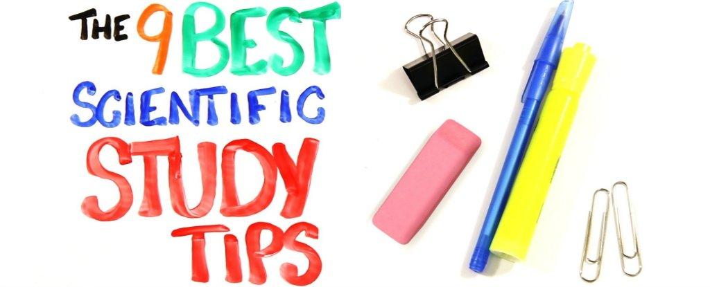 Studying 101: Study Smarter Not Harder