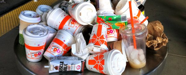 San Francisco just banned all polystyrene products in the city