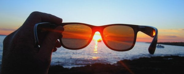 Study shows amber-tinted glasses can reduce manic symptoms in just 3 days