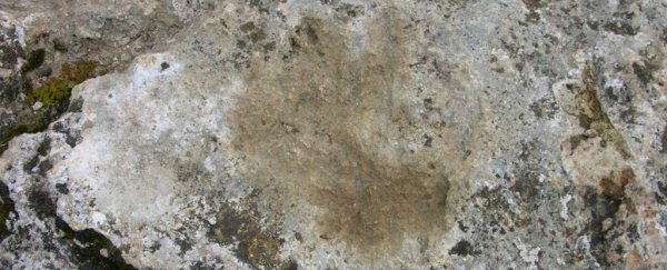 12,600-year-old handprints show humans lived in the Himalayas much earlier than thought