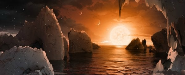 BREAKING: NASA announces the discovery of a potentially habitable 'sister solar system'