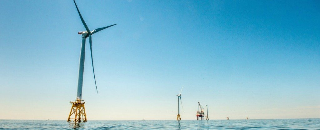 All Of Block Island S Energy Comes From Offshore Wind
