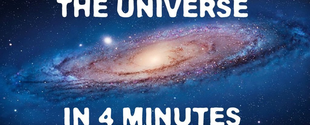 This Awesome Video Explains The Entire Universe in Less Than 4 Minutes