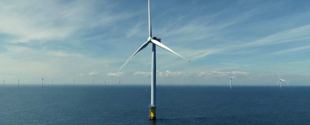 The World S Biggest Wind Farm Will Soon Be Built Off The