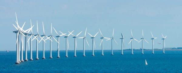 Denmark got 42% of its electricity from wind last year, smashing the world record