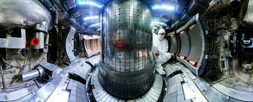 Scientists Just Broke a Fusion World Record - And It Lifts The Bar For Clean Energy Potential