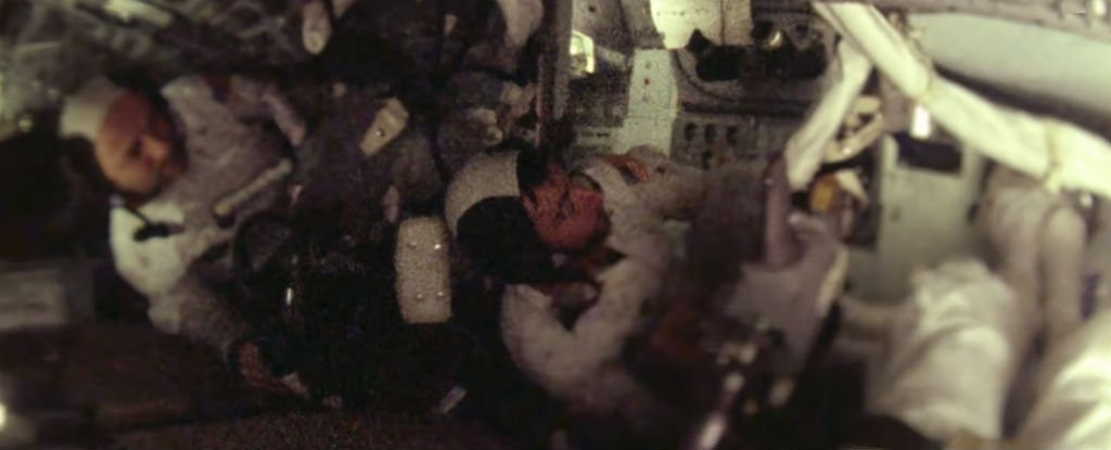 Apollo 10 Astronauts Heard Eerie 'Music' on The Far Side ...