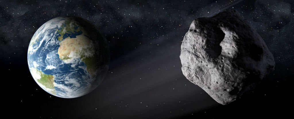 An Asteroid The Size of a Basketball Court Will Approach Earth This Week