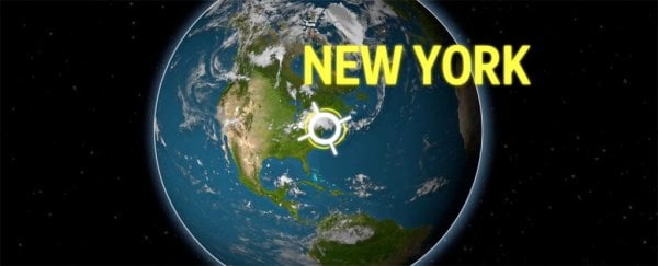WATCH: How Big Does an Asteroid Need to Be to Wipe Out Manhattan?