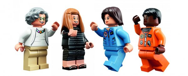 Lego is finally releasing a 'Women of NASA' set and the details are amazing
