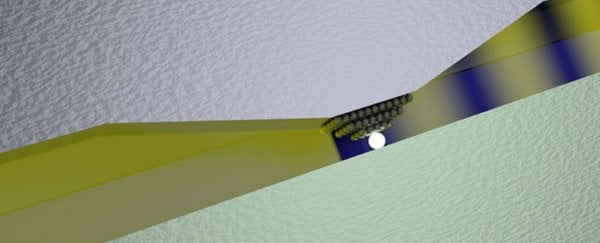 Physicists just built the world's smallest optical switch - based on a single atom