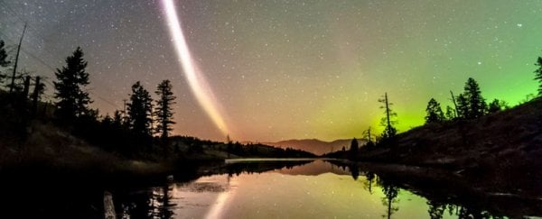 Introducing Steve - a newly discovered astronomical phenomenon