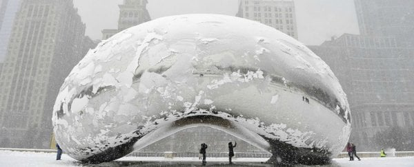 Chicago is 1 day away from breaking a weather streak that's lasted 146 years