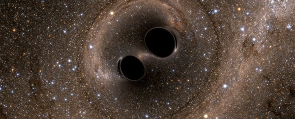 We've been underestimating how many black hole collisions are terrorising the Universe