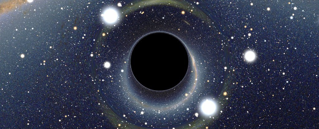 Physicists Have Created a 'Black Hole' in The Lab That Could Finally Prove Hawking Radiation Exists