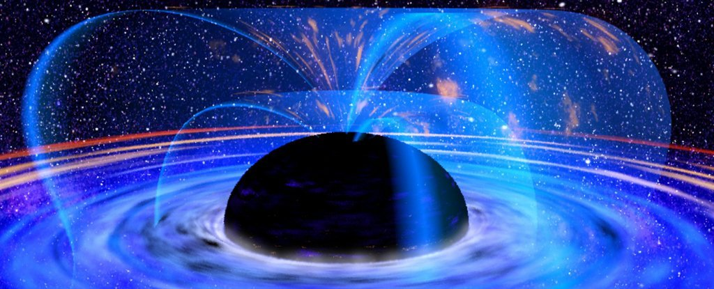 Physicist Says Our Universe Could Have Spawned From a Black Hole