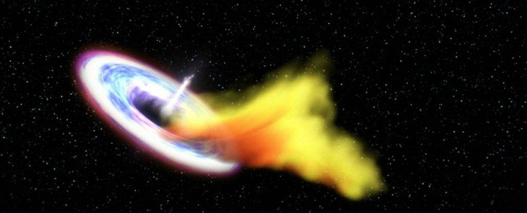 black hole back - photo #2