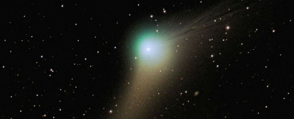 Now's Your Last Chance to See Comet Catalina in Your Lifetime