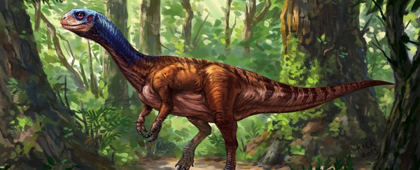 This Frankenstein dino just turned out to be the missing link in dinosaur evolution