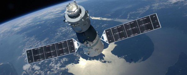 China's first space station will come crashing down to Earth within months