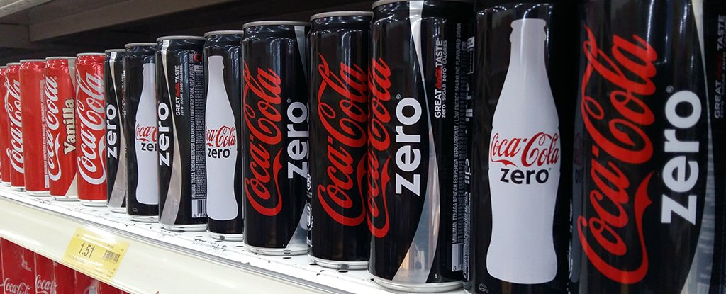 Study Finds a Link Between Diet Drinks And Strokes That Cause Dementia