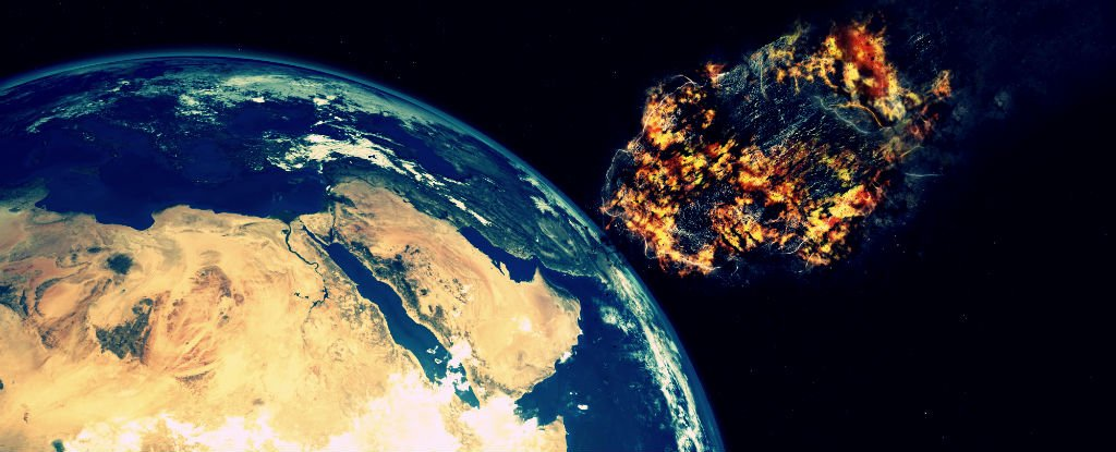 A Mystery Comet Impact Triggered The Evolution of Our Earliest Ancestors, Say Geologists