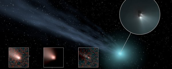There are seven times more massive comets in our Solar System than we thought