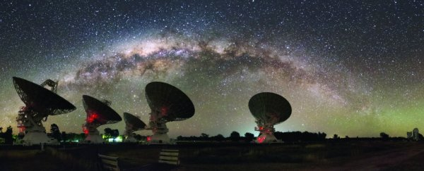 Mysterious fast radio bursts may be occurring every second
