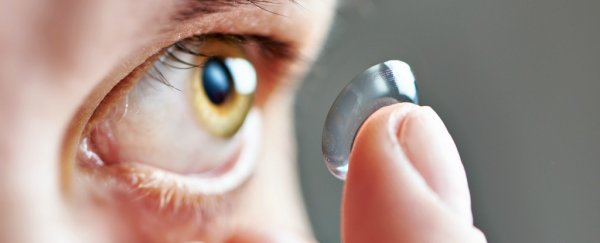 Your bad contact lens habits are probably damaging your eyes