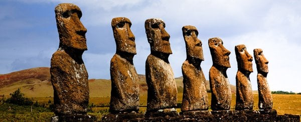 Here's the true story behind the collapse of the mysterious Easter Island culture