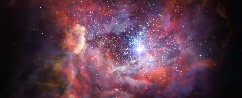 Scientists Have Identified The Oldest Cosmic Dust in The Known Universe