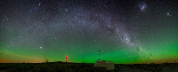 We might finally know where all those mysterious cosmic rays are coming from