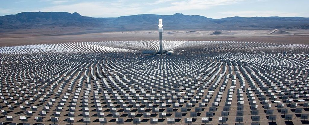 World S Biggest Solar Thermal Power Plant Just Got