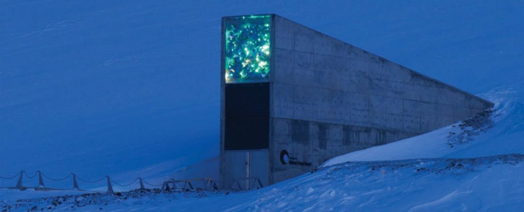 The World Just Got A Second Doomsday Vault Because Of Course We Did