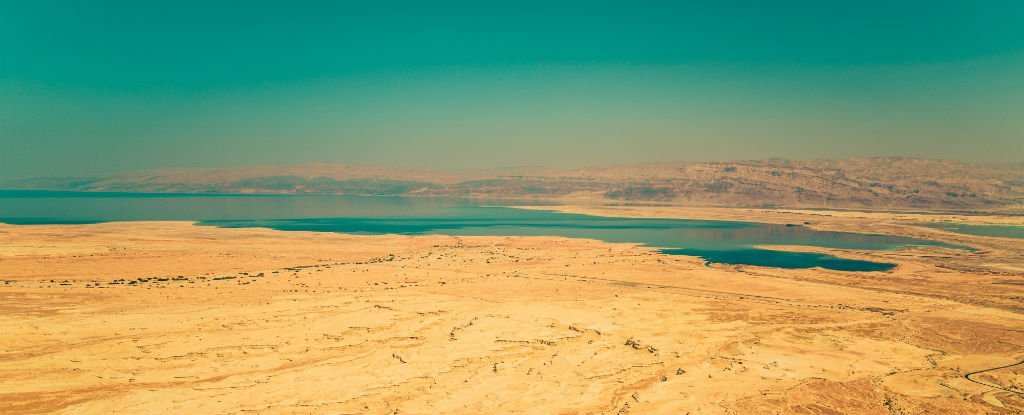 The Earliest Evidence of Human Impact on Earth's Geology Has Been Found in The Dead Sea