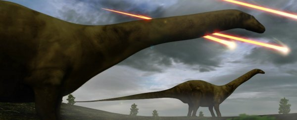 Why these researchers think dinosaurs were merely minutes away from avoiding extinction