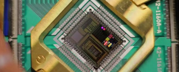 Google's Quantum Computer Just Accurately Simulated a