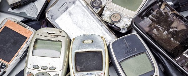 The world's e-waste is piling up at an alarming rate, says new report